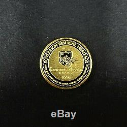 1/4 Shekel Fine Gold. 999 (2.85g) Inspirational Biblical Heroes Solomon RG603