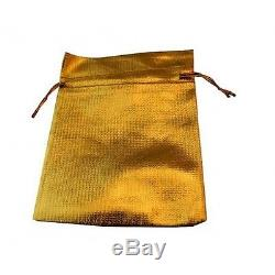 1 gram gold bar coin 24 Carat 995 Fine pure gold gift size goldbarren lingotes