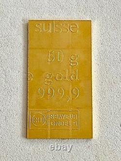10- 1 Gram, (999.9 Fine) Gold Valcambi Bars, See Other Gold, Silver & Coins