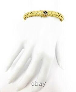 18k Gold Roberto Coin Bracelet