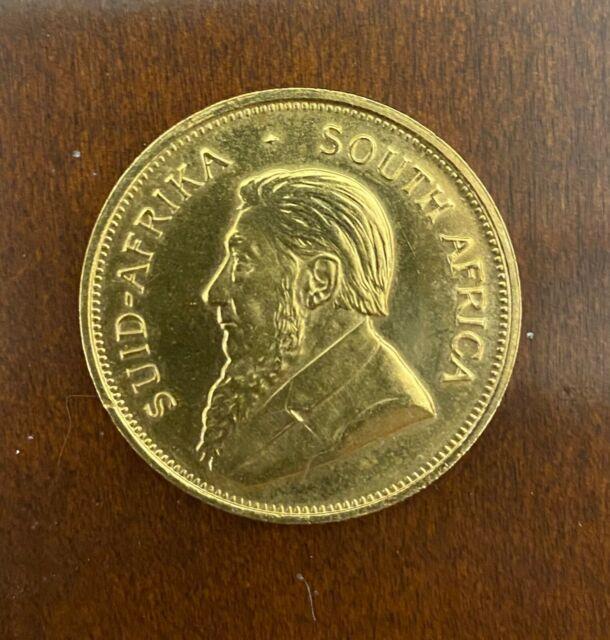 1975, 1 Oz. Fine Gold Krugerrand, South Africa