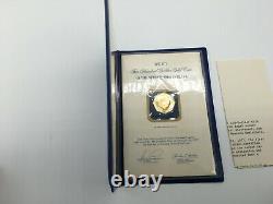 1977 Netherlands Antilles 200 Guilder GOLD Coin 7.95 grams 900/1000 FINE GOLD