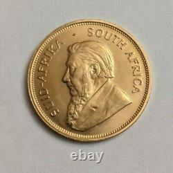 1978 South Africa 1 Oz. Fine Gold Krugerrand Coin