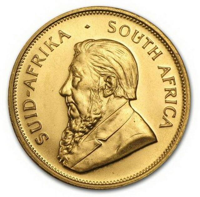 1979 South African 1oz Fine Gold Krugerrand Bullion Coin Free Shipping