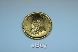 1983 Krugerrand 1 oz fine gold uncirculated priced for quick sale LOOK & Compare