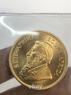 1983 krugerrand 1oz fine gold coin
