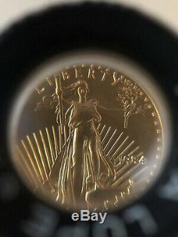 1994 Gold American Eagle 1/2 oz Fine Gold