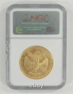 2005 George T. Morgan Proposed $100 Gold Union 1 Oz. 999 Fine Gold Gem Unc Box