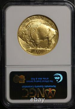 2006 Buffalo Gold $50.9999 Fine NGC MS70 First Strikes Red Label STOCK