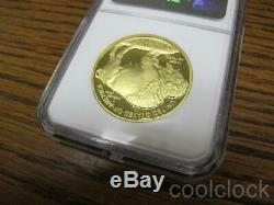 2006 W Buffalo Gold $50 Coin NGC Graded PF 70 Ultra Cameo. 9999 Fine #B122
