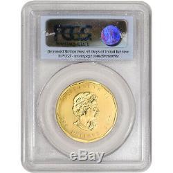 2007 Canada Gold Maple Leaf 1 oz $200.99999 Fine PCGS MS69 First Strike