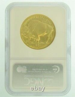 2008 1 oz. 9999 Fine Gold American Buffalo NGC MS69 Early Release In Stock