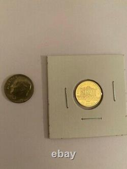 2009 Austrian Philharmonic BU 1/10 oz. 9999 Fine Gold Coin