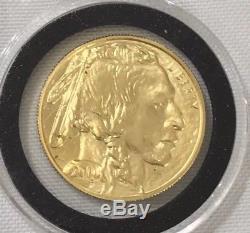 2011 American GOLD Buffalo 1oz. 999 Fine Gold $50 Coin See Pics