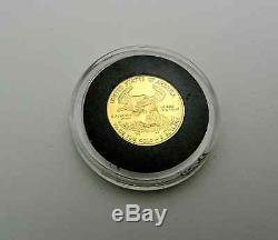2013 American Eagle Fine Gold Bullion 1/10 Oz 5 Dollar Coin
