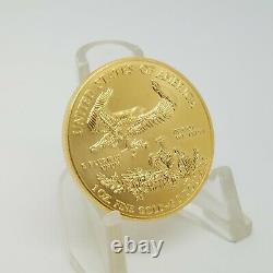 2014 American Liberty 1 oz $50 Fine Gold American Eagle