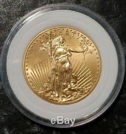 2015 Gold American Eagle 1oz Fine Gold $50