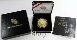 2015-W 1 oz Gold American Liberty High Relief BU. 9999 Fine (withBox & COA)