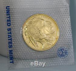2016 USA $50 Coin Gold Buffalo 1 oz. 9999 Fine BU American United States