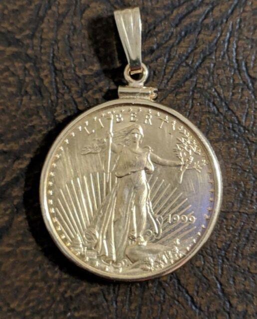 American Eagle 1999 $25 1/2 Ounce Fine Gold Bullion Coin
