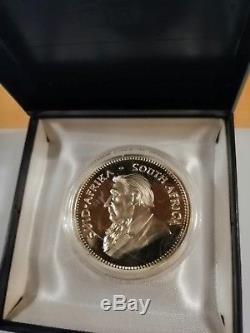 Gold Münze Krügerrand 1978 Fyngoud 1 Oz Fine Gold